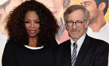 Oprah Winfrey Steven Spielberg