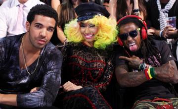 Nicki Minaj, Drake, Lil Wayne