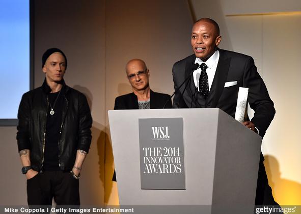 Dre, Jimmy & Eminem
